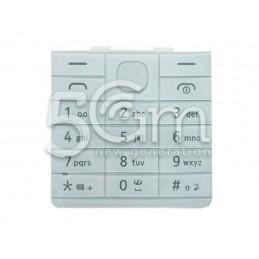 Tastiera Bianca Nokia 515