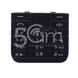 Tastiera Nera Nokia 225 Dual Sim