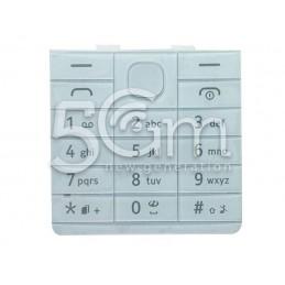 Tastiera Bianca Nokia 515 Dual Sim