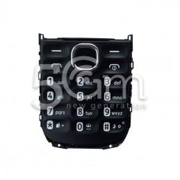 Nokia 110 Black Keypad