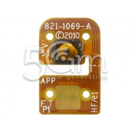 Flat Cable Home Button Ipod Touch 4g