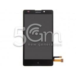 Display Touch Nero Nokia XL