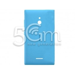 Retro Cover Blue Nokia XL Dual Sim