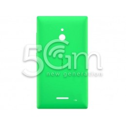Retro Cover Verde Nokia XL Dual Sim