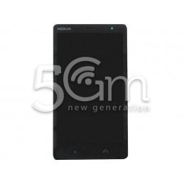 Display Touch Nero + Frame Nokia X2 Dual Sim