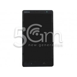 Display Touch Nero + Frame Nokia X2 Dual Sim