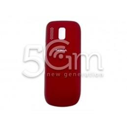 Retro Cover Rosso Nokia 203 Asha