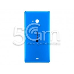 Nokia 540 Lumia Blue Back Cover