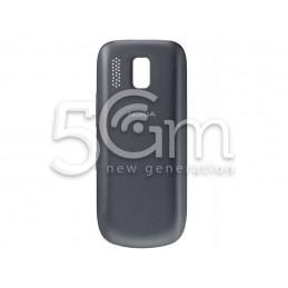 Nokia 203 Asha Dark Grey Back Cover
