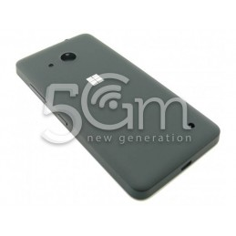 Nokia 550 Lumia Black Back Cover