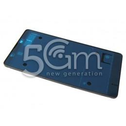 Nokia 540 Lumia Black Lcd Frame