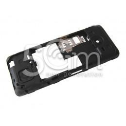 Middle Frame Nero Nokia 206