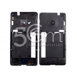 Nokia 535 Lumia Middle Frame + Vibration + Ringer + Antenna
