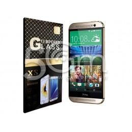 Premium Tempered Glass Protector HTC One M8