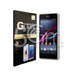 Premium Tempered Glass Protector Xperia Z1 Mini