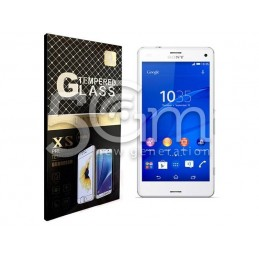 Premium Tempered Glass Protector Xperia Z3 Mini