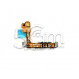 Button Power Flex Cable Samsung SM-A320F