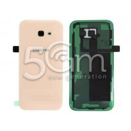 Back Cover Pink Samsung SM-A520 A5 2017 Ori