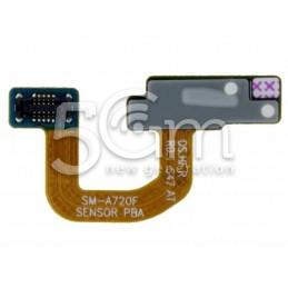 Proximity Sensor Flat Cable Samsung SM-A720F A7 2017