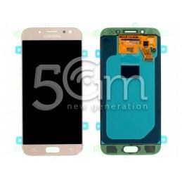 Display Touch Gold Samsung SM-J530 Galaxy J5 2017