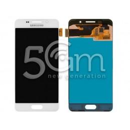 Lcd Touch White Samsung SM-A310 Galaxy A3 2016