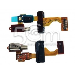 Huawei Honor 6 Audio Jack Flex Cable + Vibration