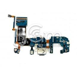Connettore Di Ricarica + Small Board Samsung SM-G955F S8 Plus