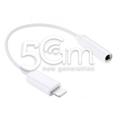 Cavo Jack Audio 3,5mm iPhone 7-7Plus-8-8Plus-X-XS-XR-XS Max