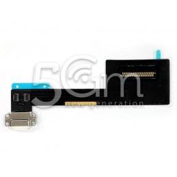 Connettore Di Ricarica Bianco Flat Cable iPad Pro 9.7 No Logo