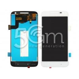 Display Touch Bianco Motorola Moto G4 Play