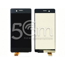 Display Touch Nero Xperia X F5121 No Frame
