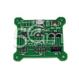 Basetta Attivazione Batterie iPhone Series 4G 4S 5G 5S 6G 6Plus
