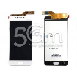 Lcd Touch White Asus ZenFone 4 Max ZC520KL