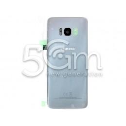 Retro Cover Silver Samsung SM-G950 S8