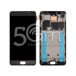 Lcd Touch Black With Frame Meizu Pro 6 Plus