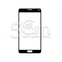 Vetro Nero Samsung SM-N910 Galaxy Note 4 No Logo