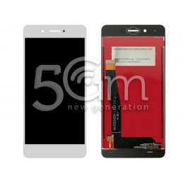 Lcd Touch White Huawei Nova Smart No Logo