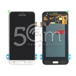 "Display Touch Bianco Samsung SM-J3 ""J320F"""