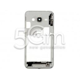 Middle Frame Dual Sim Samsung SM-J320F Vers. Nero