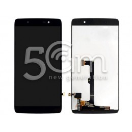 Lcd Touch Black Alcatel OT-6055 Idol 4 5.2""