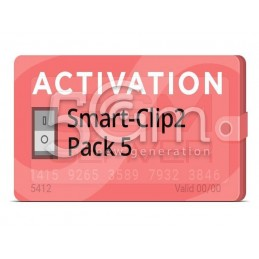 Smart-Clip2 Pack 5 Activation