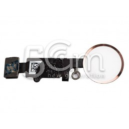 Joystick Nero Completo Flat Cable iPhone 7 - iPhone 7 Plus