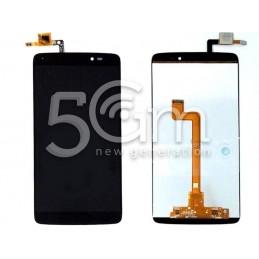 Display Touch Black Alcatel OT-6045