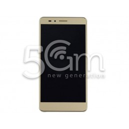 Lcd Touch With Frame Black Huawei Honor 5X