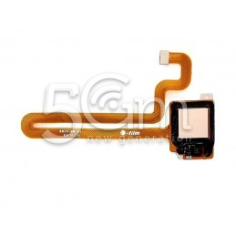Fingerprint Gold Flat Cable Huawei Mate S
