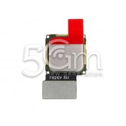 Fingerprint Gold Flat Cable Huawei Mate 9