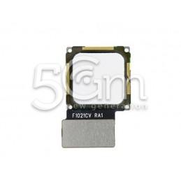 Fingerprint White Flat Cable Huawei Mate 9