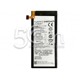 Battery TLp025C2 2500 mAh Alcatel OT-5056D Pop 4 Plus No Logo