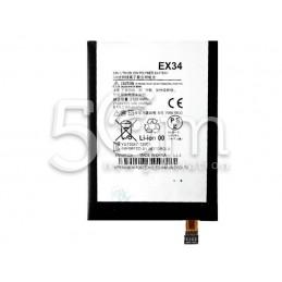 Batteria EX34 2120 mAh Motorola XT1053 No Logo