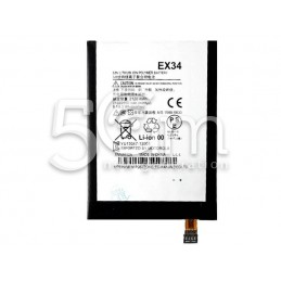 Battery EX34 2120 mAh Motorola XT1053 No Logo